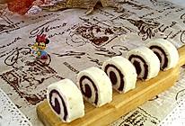 #晒出你的团圆大餐#蜂蜜紫薯山药卷的做法