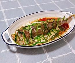 #我为奥运出食力#清蒸黄花鱼的做法