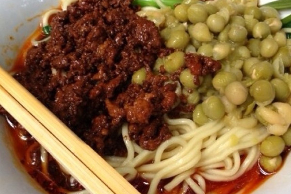 正宗重庆妹子的麻辣米线的做法