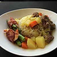 咖喱牛肉饭的做法图解5