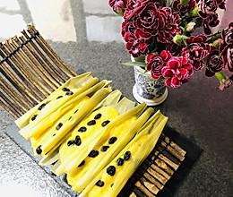 香甜玉米粑粑,玉米糕的做法
