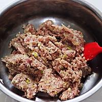 #新年开运菜,好事自然来#团团圆圆的香炸猪肉豆腐丸子的做法图解5