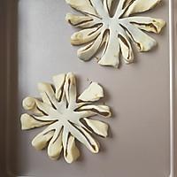 枣花形豆沙面包的做法图解7