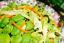 雪菜蚕豆春笋的做法