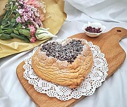 #520,美食撩动TA的心!#爱心蛋白舒芙蕾的做法