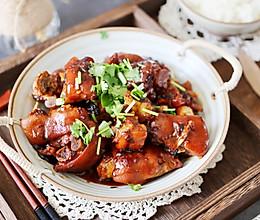 软糯不腥,鲜香下饭的红烧猪蹄的做法