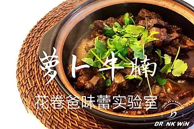 【减脂年夜饭·萝卜牛腩】