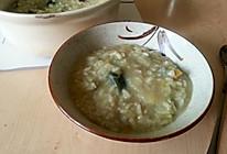 砂锅皮蛋粥的做法