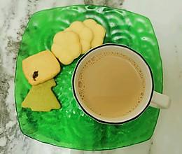 """#美食说出""""新年好""""#好喝的焦糖奶茶,奶香浓郁的做法"""