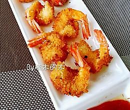 美味凤尾虾~健康油炸宝宝爱的做法