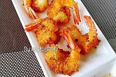 美味凤尾虾~健康油炸宝宝爱