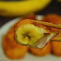 香甜诱人香蕉糯米糍的做法图解9