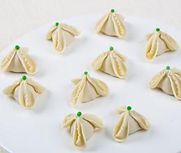 一品冠顶饺#金龙鱼专业饺子粉#的做法