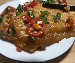 『香煎豆腐』的做法