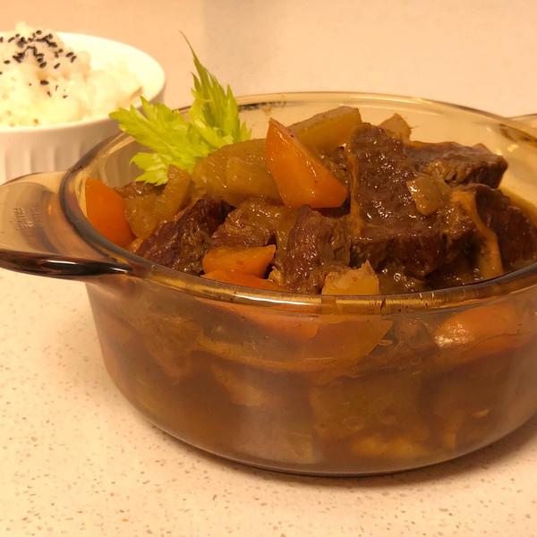 红烧牛肉 多汁又入味的做法