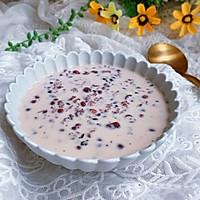 #秋天怎么吃#牛奶红豆粥的做法图解6