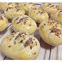 【多妈学烘焙】中式点心-老婆饼(糯米馅/豆沙馅)的做法图解27
