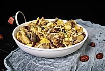 秋冬滋补必备——红枣栗子蒸鸡的做法