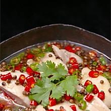 【三椒凉鸡】冰火两重天,做个鸡腿脆又鲜!