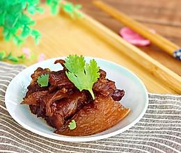 广东小吃 柱侯牛筋腩的做法