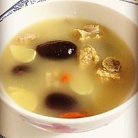 百合红枣花生炖排骨——补血安神去燥润肺靓汤的做法图解6