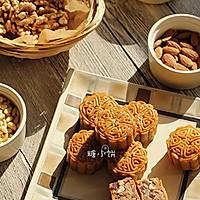 【叉烧云腿五仁月饼】&【五仁广式月饼】的做法图解22