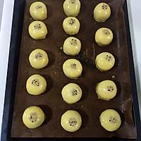 蛋黄酥月饼(黄油版)的做法图解17