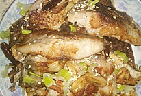 私房干煎鱼块的做法