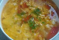 柿子鸡蛋汤的做法