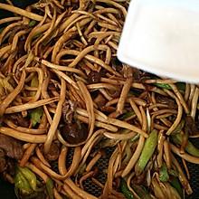 肉丝茶树菇