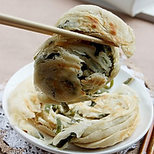 海带丝酥饼