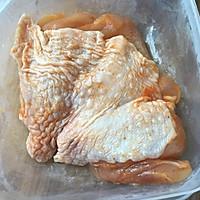 鸡腿沙拉#丘比沙拉汁#的做法图解1