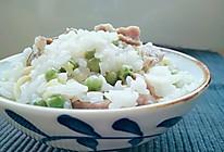 豌豆饭(麦豆饭)的做法