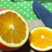 橙香奶冻#寻人启事#的做法图解1