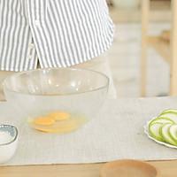 虾皮西葫芦饼&香菇滑鸡粥的做法图解7