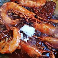 #肉食者联盟#番茄油焖虾的做法图解7