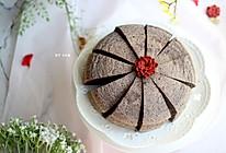 奶香黑米蒸蛋糕----蒸蒸不上火,蒸蒸更好吃的做法