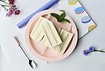 """榴莲冰棍#在""""家""""打造ins风美食的做法"""