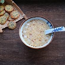 #快手又营养,我家的冬日必备菜品#暖身暖胃桂花酒酿小圆子