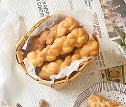 蜂蜜软麻花的做法