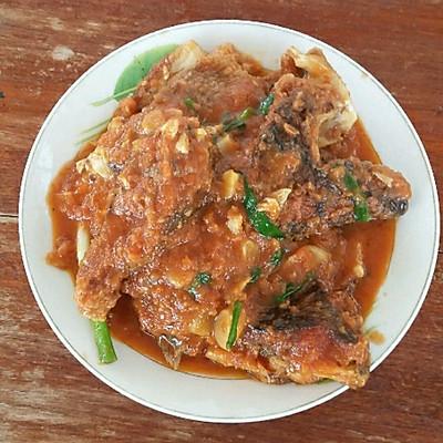 番茄酱鱼的做法 步骤3