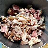 用上一整天,做一碗好吃的家常牛腩面的做法图解13