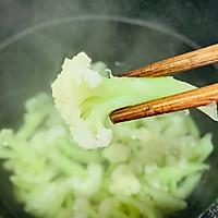 #百变鲜锋料理#鲍汁蚝油西红柿炒花菜的做法图解8