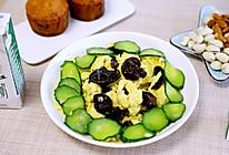 黄瓜木耳鸡蛋的做法