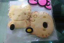 kitty黄油饼干 萌萌哒 好吃易做的做法