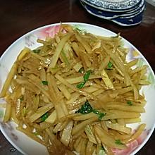 酸滑土豆丝