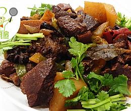 冬季暖身美食,羊肉炖萝卜这样做才能没骚味!--威厨艺的做法