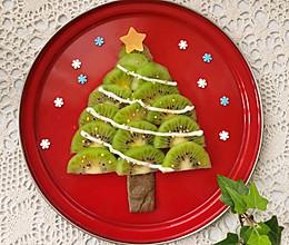 猕猴桃圣诞树的做法