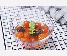 消暑话梅小番茄#松下面包机版#的做法