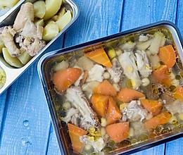 莲子红萝卜鸡汤,广式靓汤,肠粉机的做法